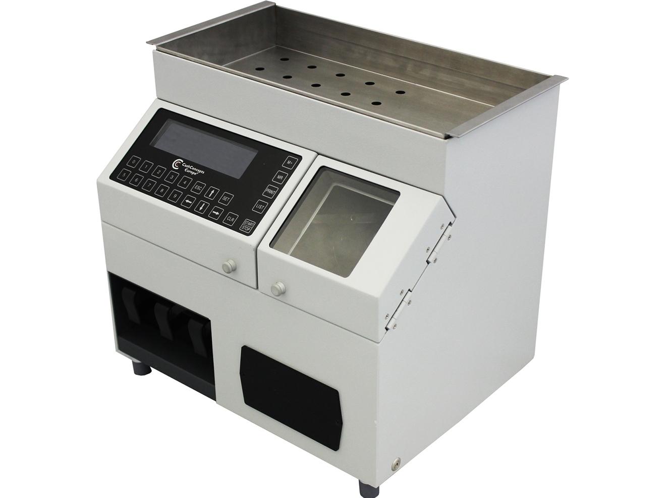 Monetų skaičiavimo aparatas CCE 417 Neo - Euro