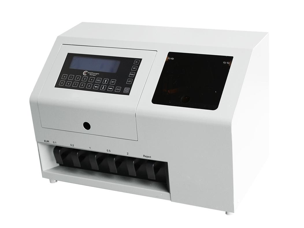 Monetų skaičiavimo aparatas CCE 416-5 Neo - Euro
