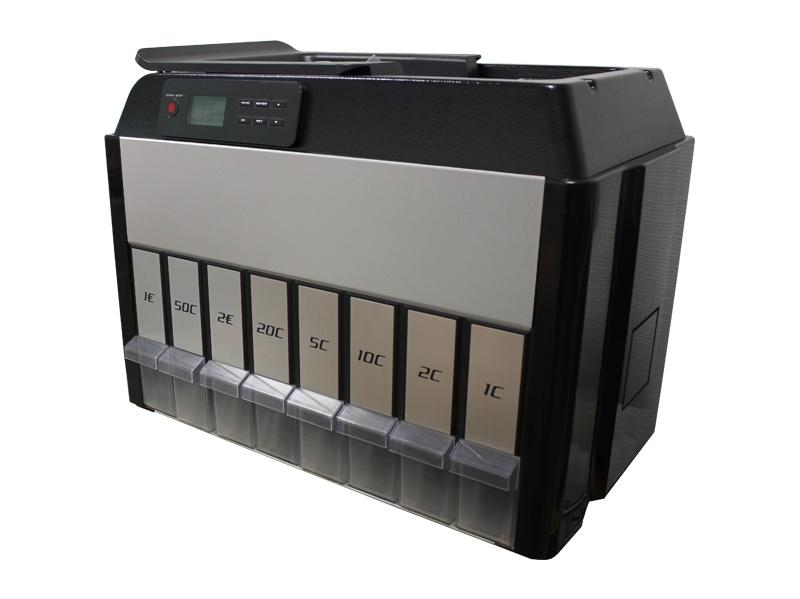 Monetų skaičiavimo aparatas CCE 415