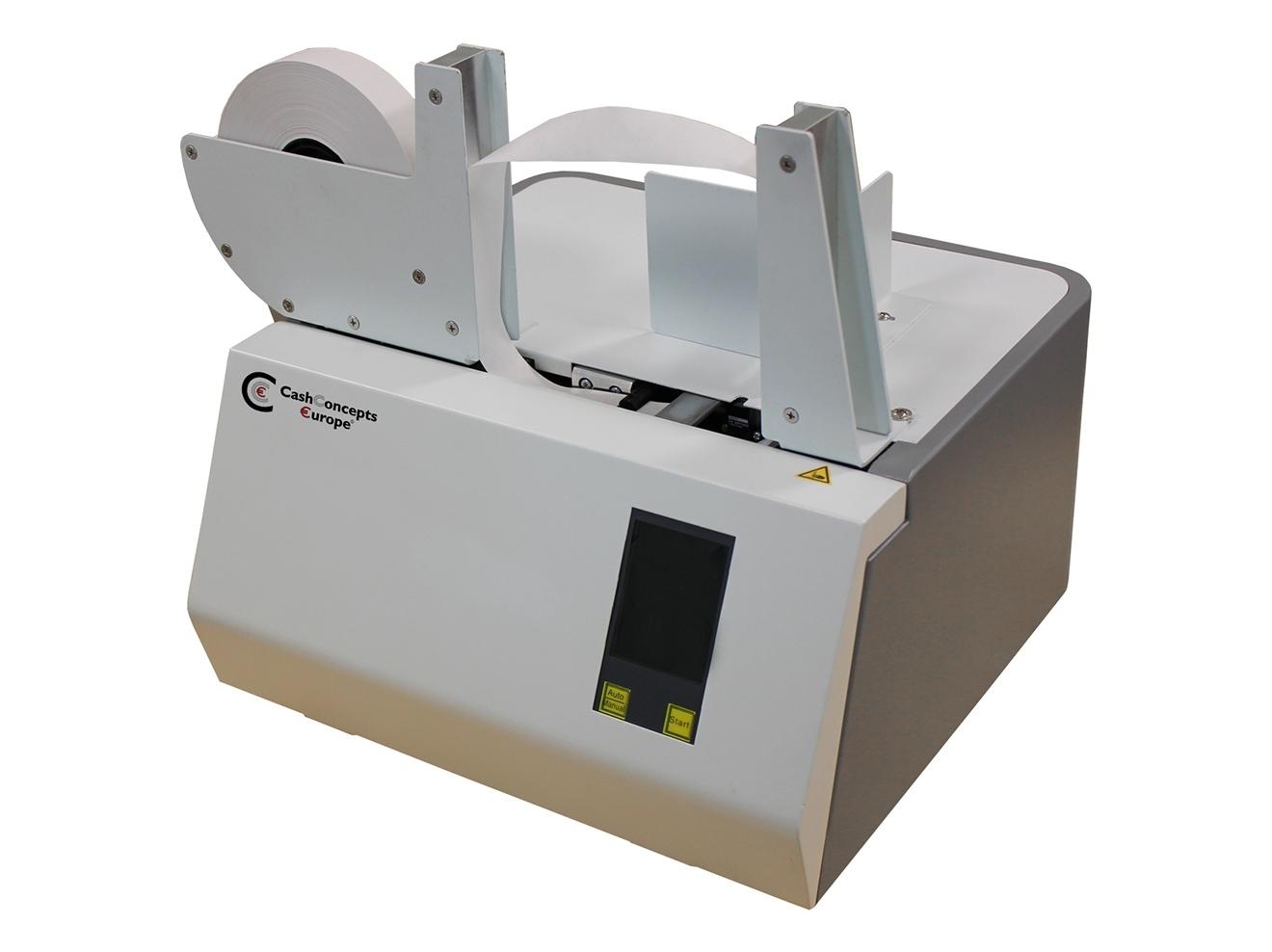Banknotų pakavimo aparatas CCE 839