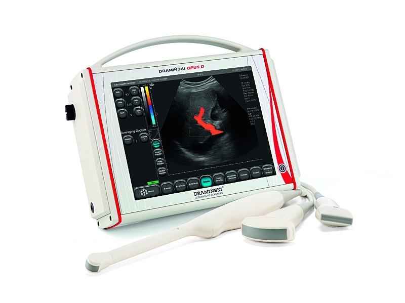 Ultragarsinis skeneris medicinai OPUS D