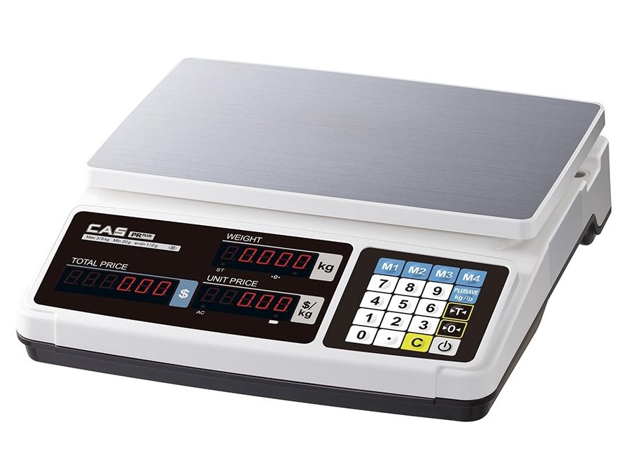 Elektroninės svarstyklės PR II PLUS 15 kg