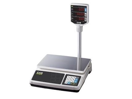 Elektroninės svarstyklės PR II PLUS P 15 kg
