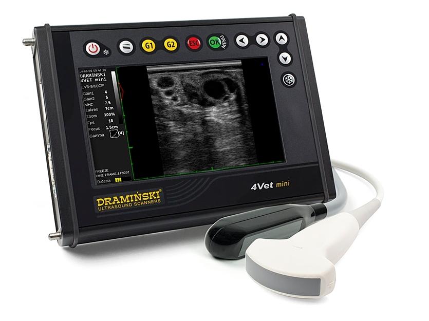 Veterinarinis ultragarso skeneris 4Vet mini