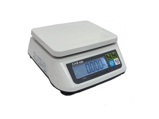 Elektroninės svarstyklės SW II - SD 6 kg