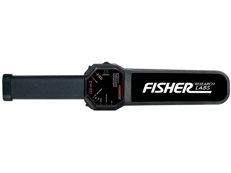 Rankinis ginklų aptikimo detektorius Fisher CW-20