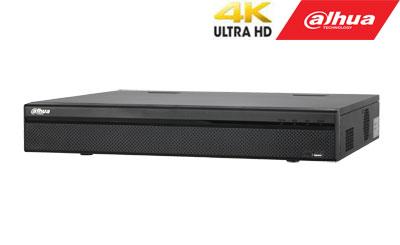 IP vaizdo įrašymo įrenginys (16 kamerų) Dahua NVR4416-4KS2