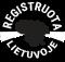 Registruota Lietuvoje
