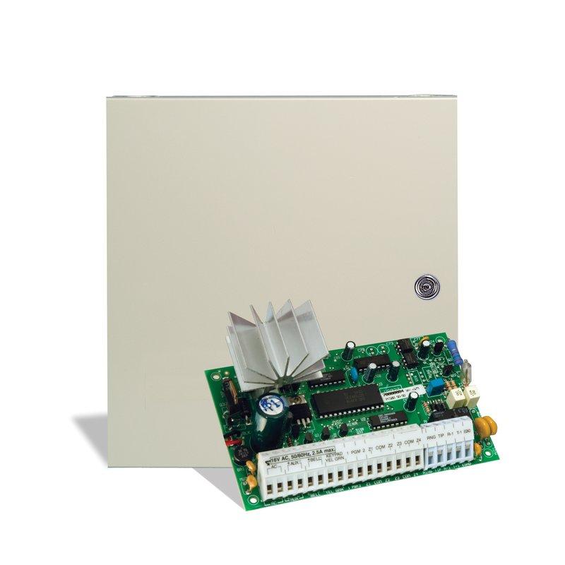 Apsaugos centralė DSC PC585 su metaline dėže