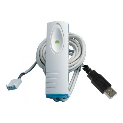 Sujungimo laidas Texecom centralių programavimui USB-Com