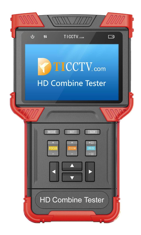HD Kontrolinis monitorius DT-T62-TVI