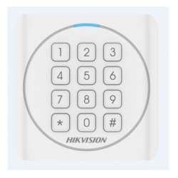Atstuminių kortelių skaitytuvas Hikvision DS-K1801EK
