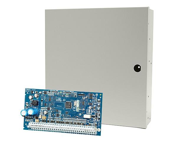 8-128 zonų apsaugos centralė su dėže DSC Neo HS2064NKE