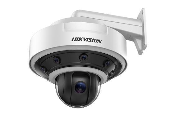 IP vaizdo kamera Hikvision PanoVu DS-2DP0818Z-D