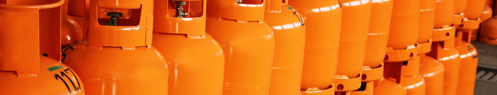 Įvairūs dujų matuokliai