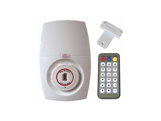Kombinuotas liepsnos ir cigarečių dūmų detektorius CSA-FGV-R