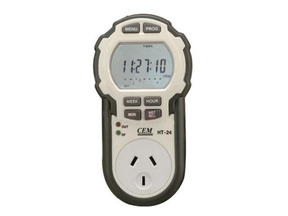 Drėgmės ir temperatūros matuoklis HT-24