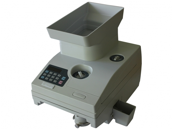 Monetų skaičiavimo aparatas CCE 411