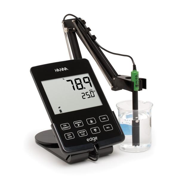 Multifunkcinis prietaisas HI2040-01 su ištirpusio deguonies elektrodu