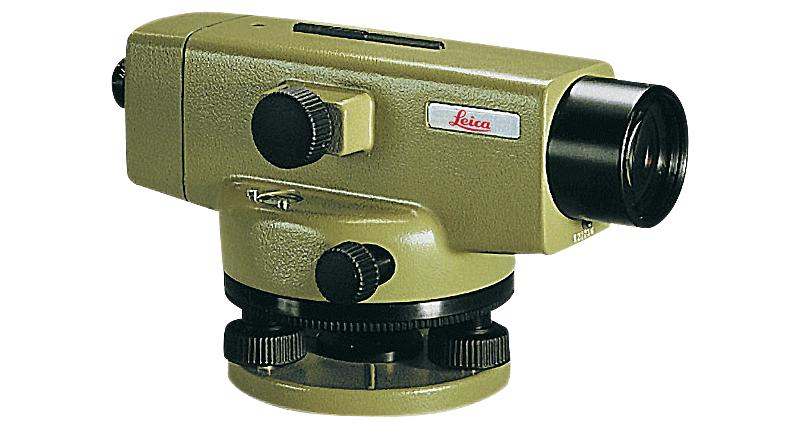 Automatinis nivelyras Leica NA2