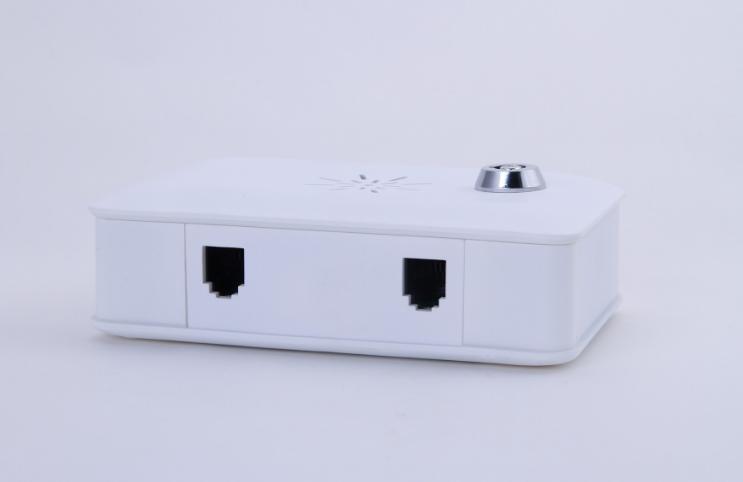 2 lizdų aliarminis modulis FRA2BE