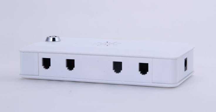 8 lizdų aliarminis modulis FRA8BE