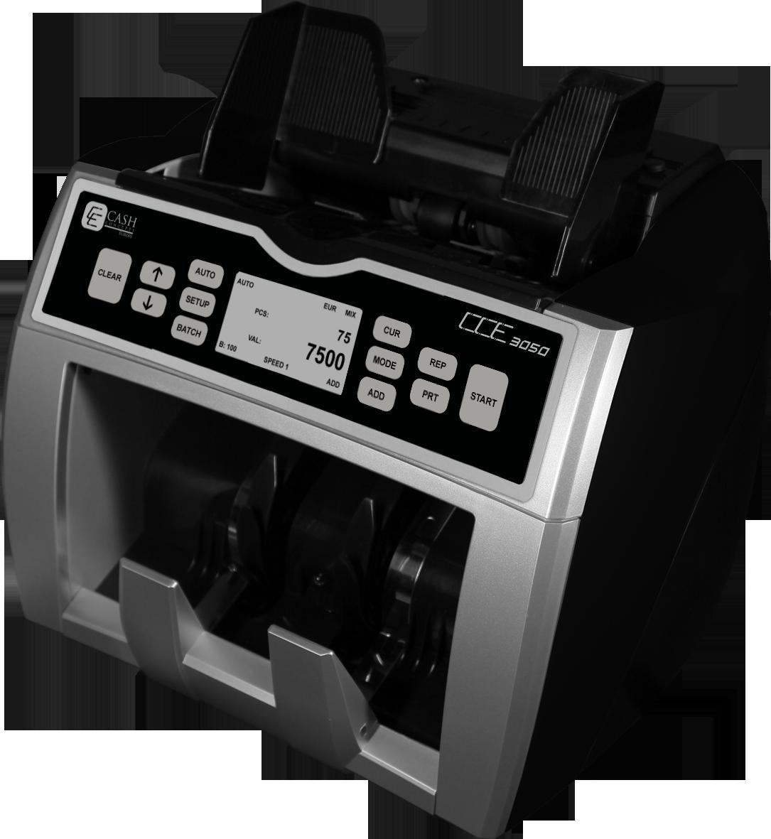 Banknotų skaičiavimo aparatas CCE 3050