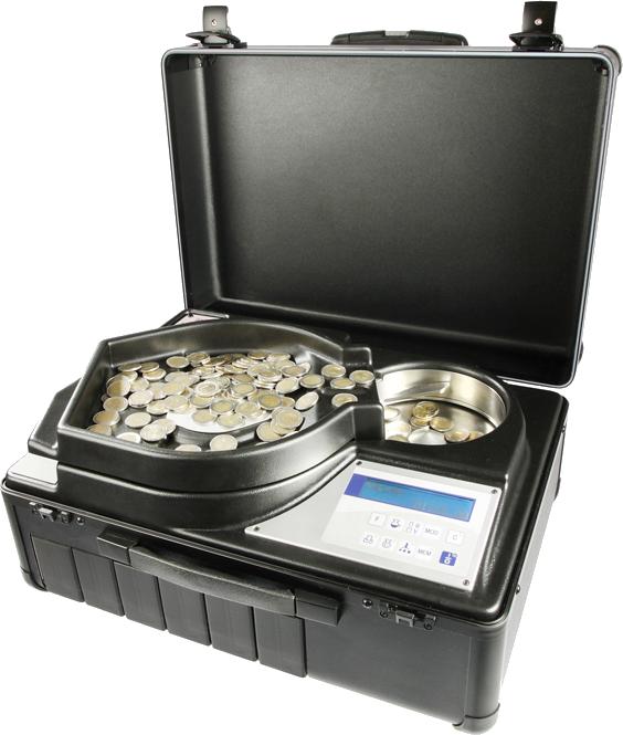 Monetų skaičiavimo aparatas CCE 4650