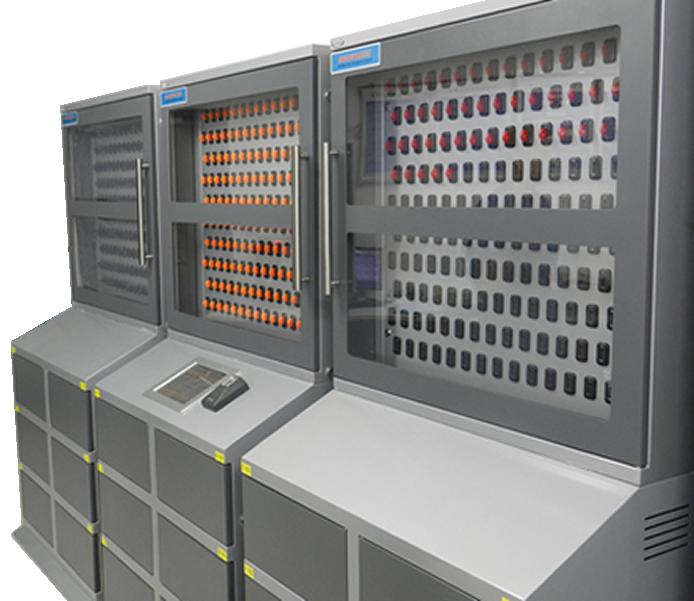 RFID saugojimo spintelė KMS-RFID