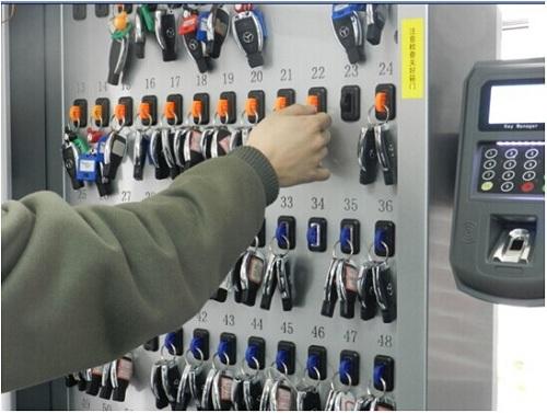Automobilių raktų saugojimo sistema KMS-CAR