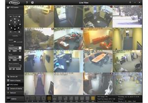 Vaizdo įrašų valdymo programa AA-CWS