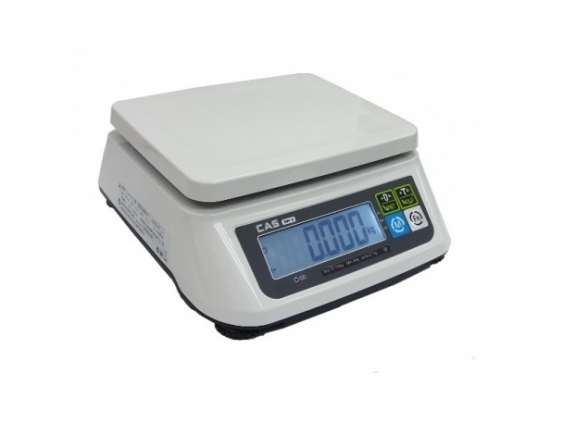 Elektroninės svarstyklės SW II - SD 15 kg
