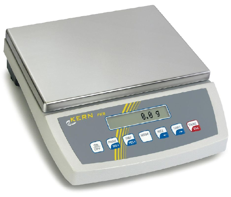 Elektroninės svarstyklės KERN FKB 6K0.02
