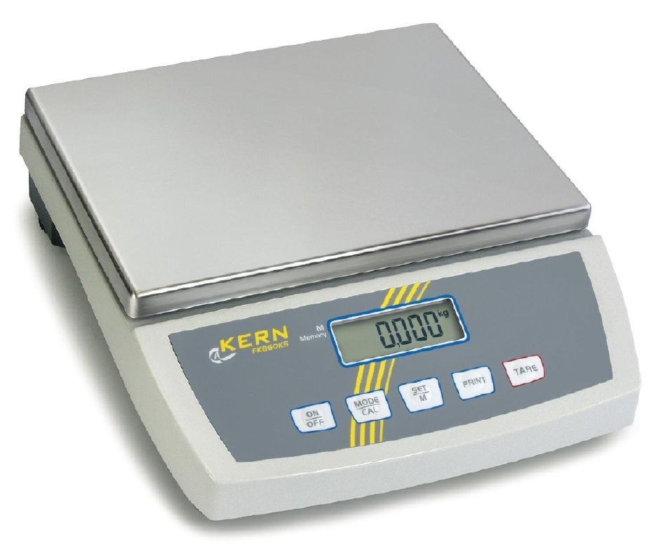 Elektroninės svarstyklės KERN FKB 30K1A