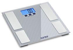 Kūno analizės svarstyklės KERN MFB 150K100S05