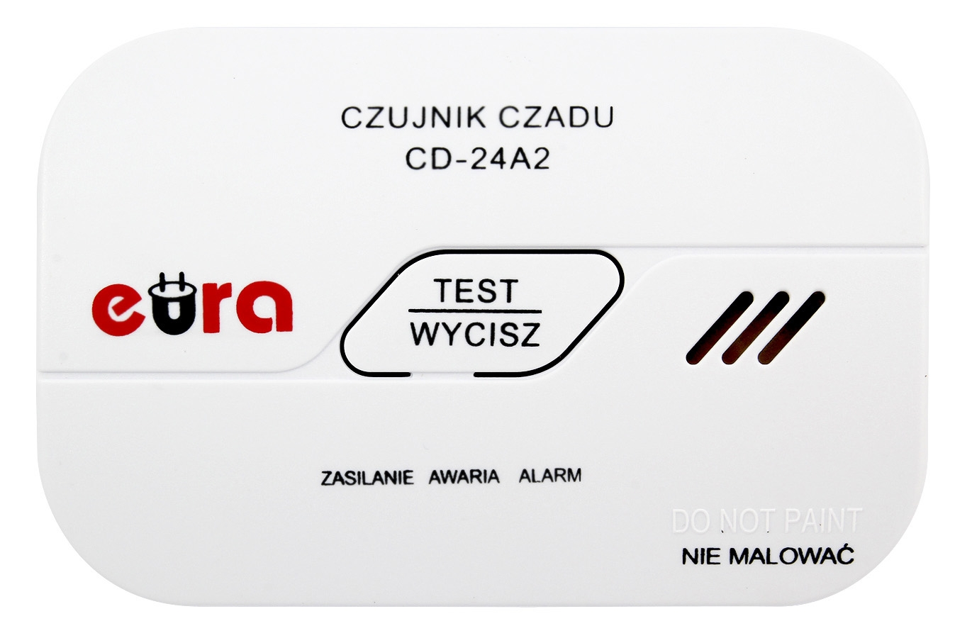 Anglies monoksido detektorius CD-24A2