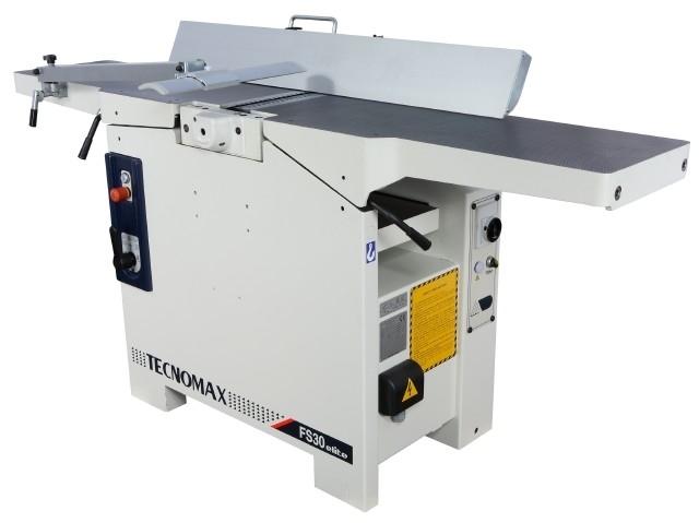Kombinuotos leistuvinės ir obliavimo staklės TECNOMAX FS 35 FS 41