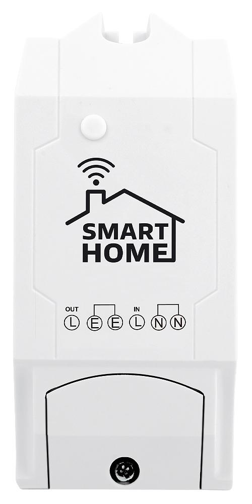 Išmaniųjų namų Wifi valdiklis su temperatūros ir drėgmės jutiklio išvestimi WS-13H1