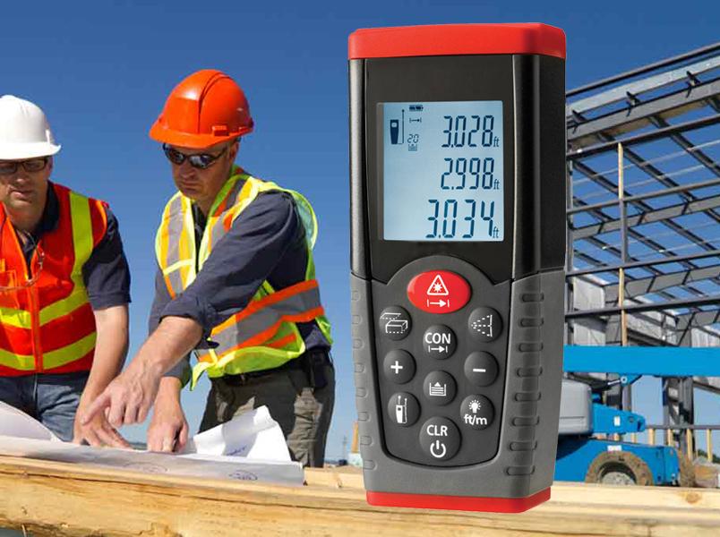 Galime pasiūlyti platų įvairių gamintojų ir techninių specifikacijų atstumo matuoklius