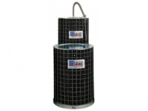 Patroniniai pjuvenų siurblių filtrai Coral FIL 500/1000