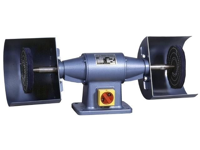 Poliravimo staklės (stalinė konstrukcija, 2 greičiai) Arboga PO 312