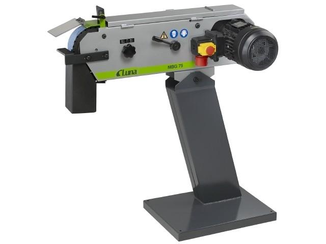 Juostinės šlifavimo staklės Luna MBG75