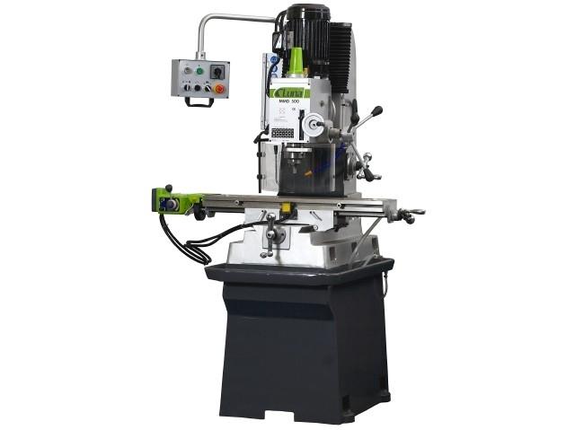Kombinuotos frezavimo ir gręžimo staklės Luna MMD 500
