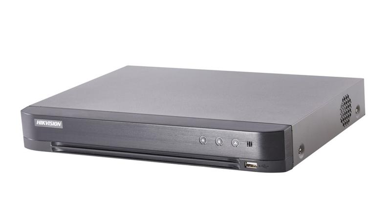 Analoginis vaizdo įrašymo įrenginys Hikvision DVR DS-7204HTHI-K2