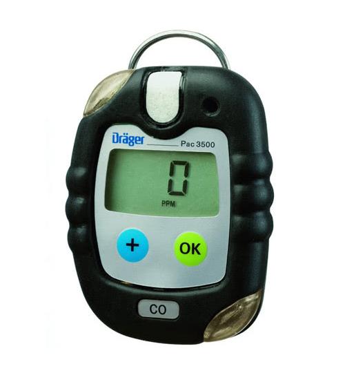 CO dujų analizatorius Drager Pac® 3500