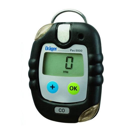 CO dujų analizatorius Drager Pac® 5500