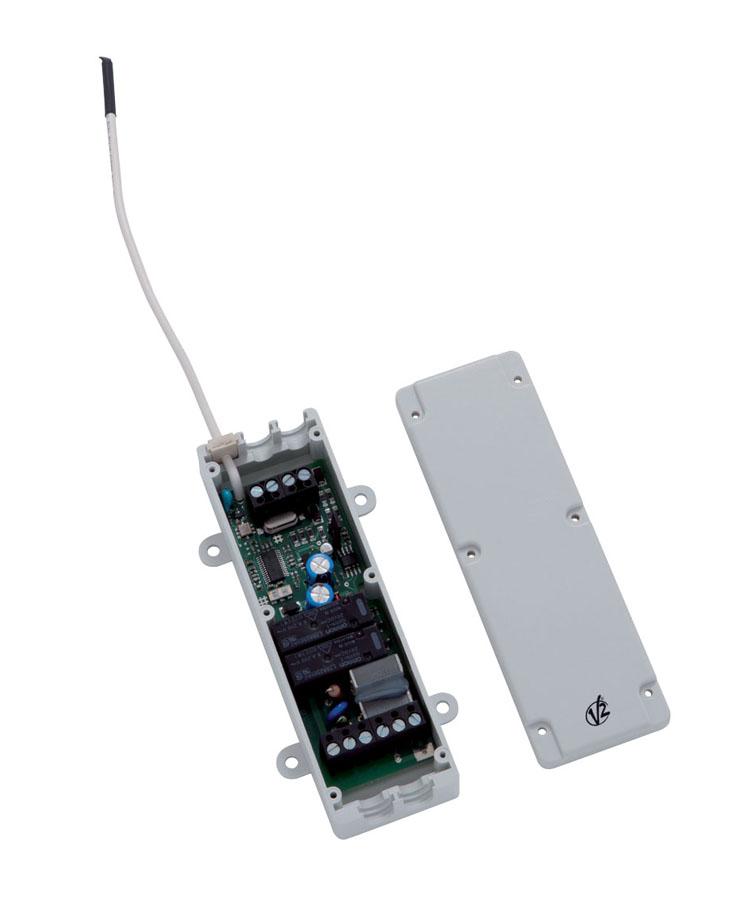 Automatinių žaliuzių valdymo blokas V2 EASY1