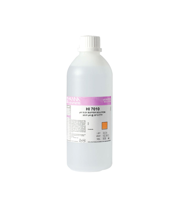 pH 10.01 kalibravimo tirpalas HI7010L (500 ml)