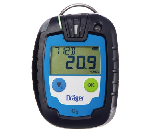 Deguonies analizatorius Drager PAC® 6500