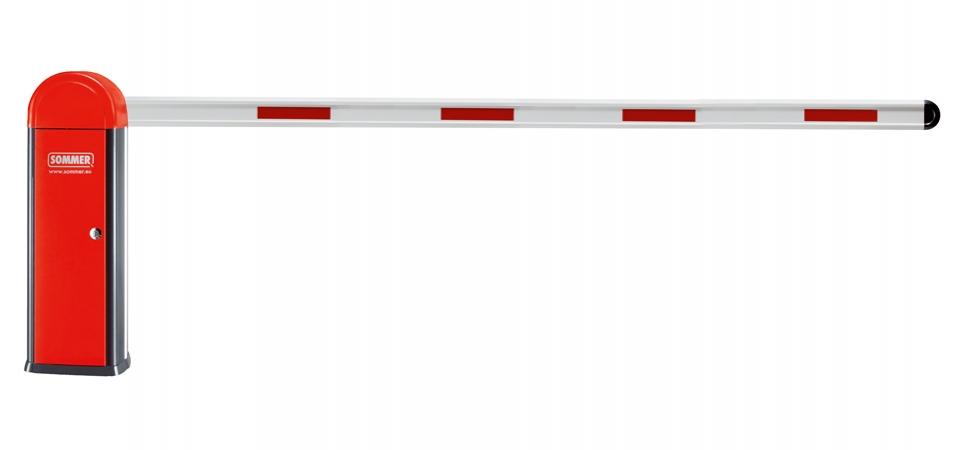 Įvažiavimo / išvažiavimo barjeras SOMMER ASB-6010